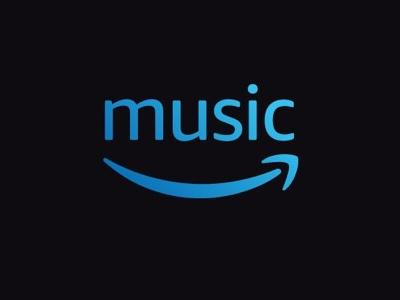 Amazon Musicアプリ起動時