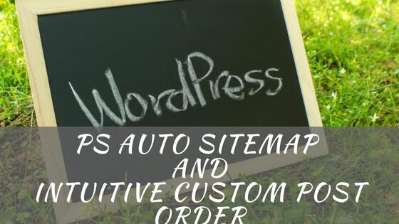 PS Auto Sitemapを並び替え記事アイキャッチ画像
