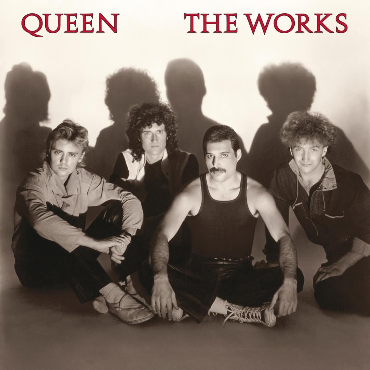 Queen - The Works|ジャケット画像