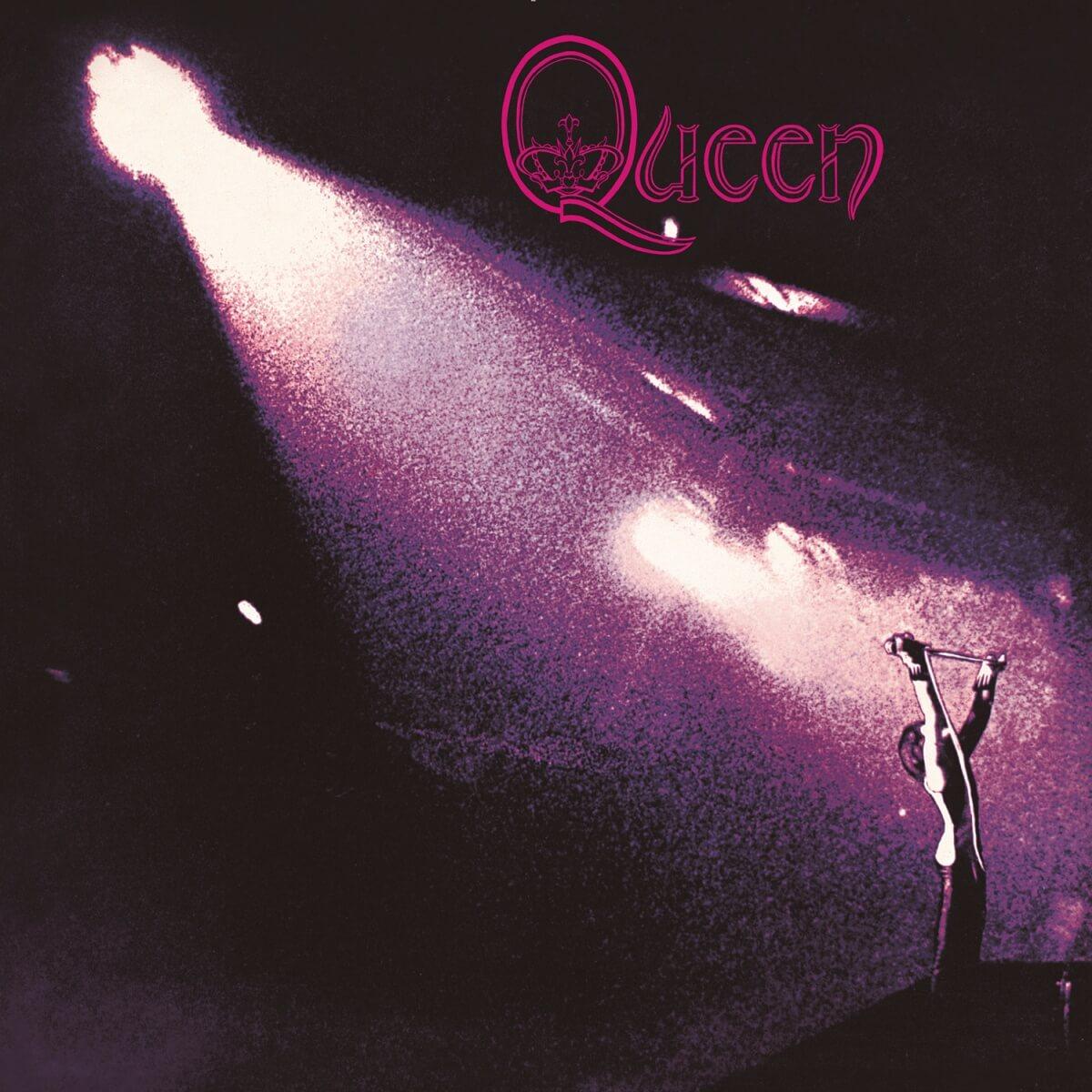 Queen - Queen|ジャケット画像