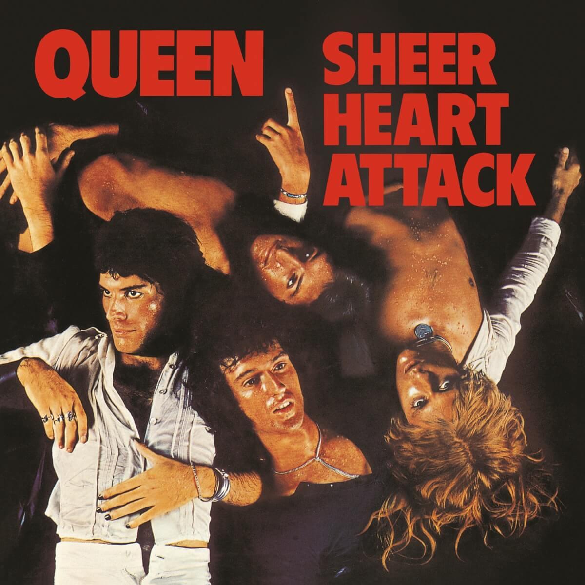 Queen - Sheer Heart Attack|ジャケット画像