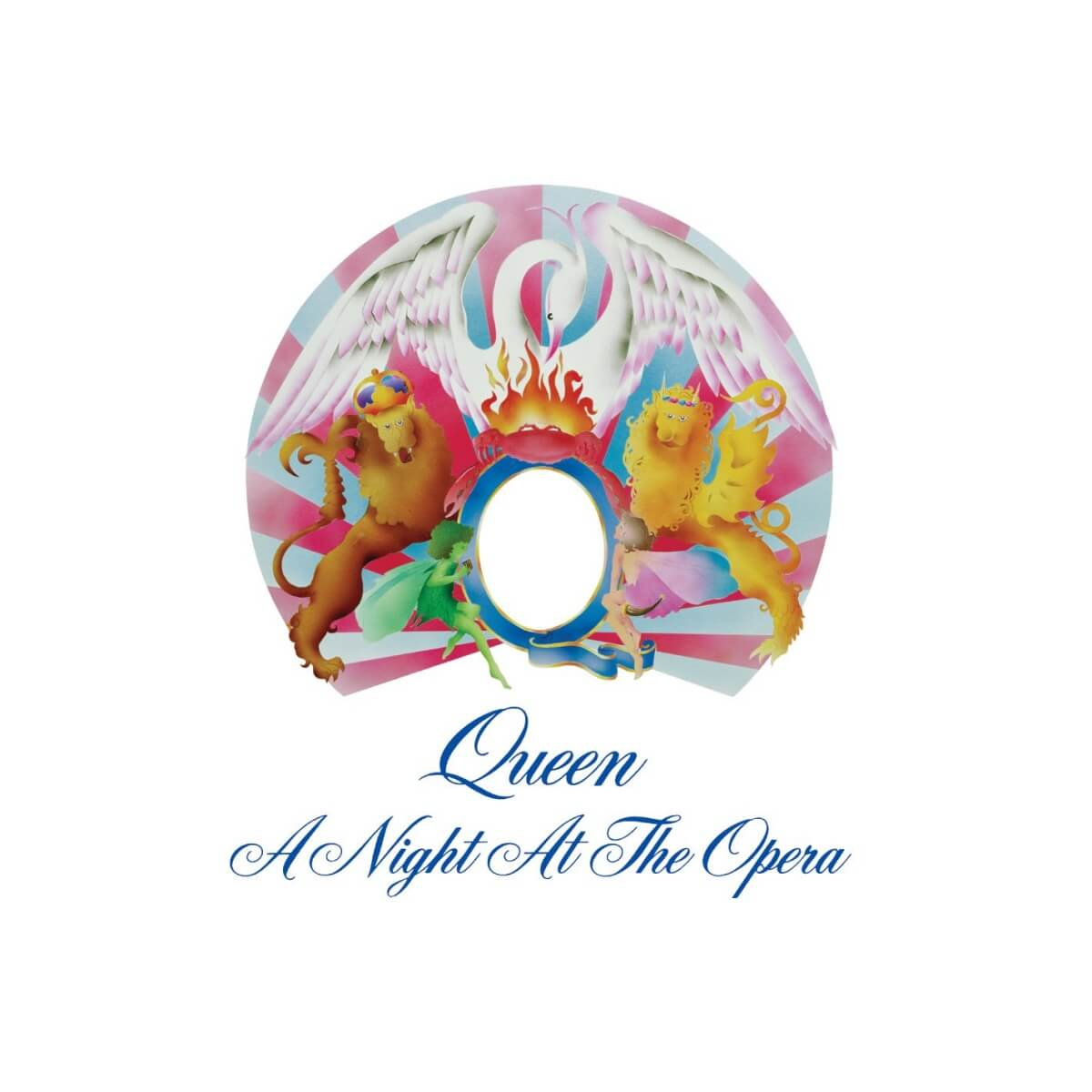 Queen - Night at the Opera|ジャケット画像