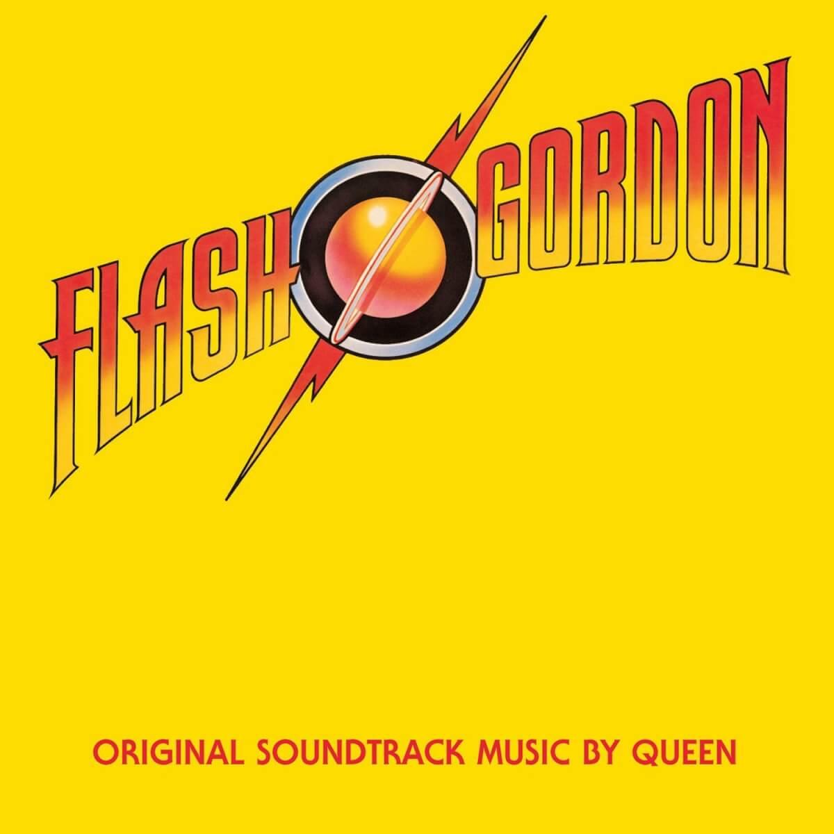 Queen -Flash Gordon|ジャケット画像