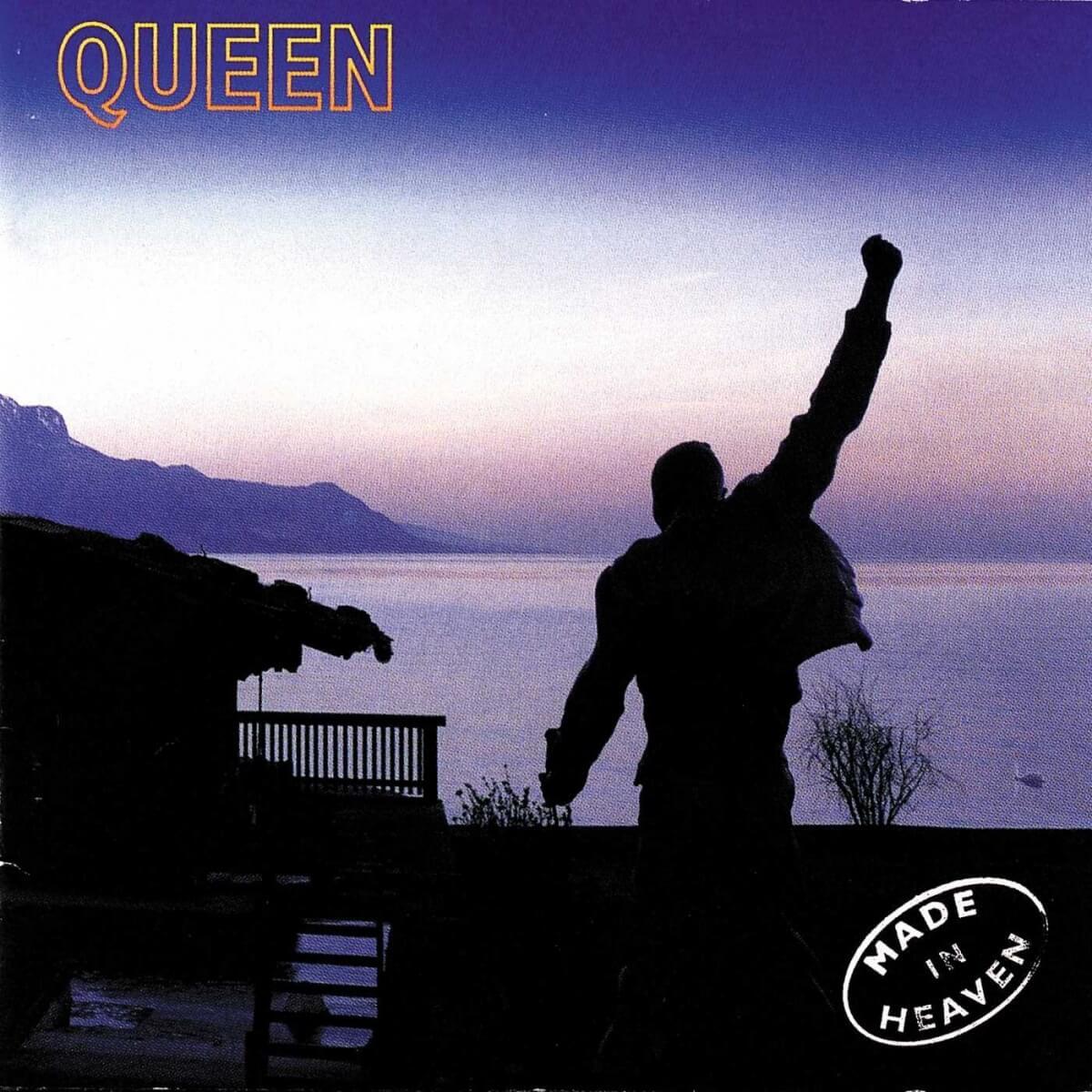 Queen - Made In Heaven|ジャケット画像