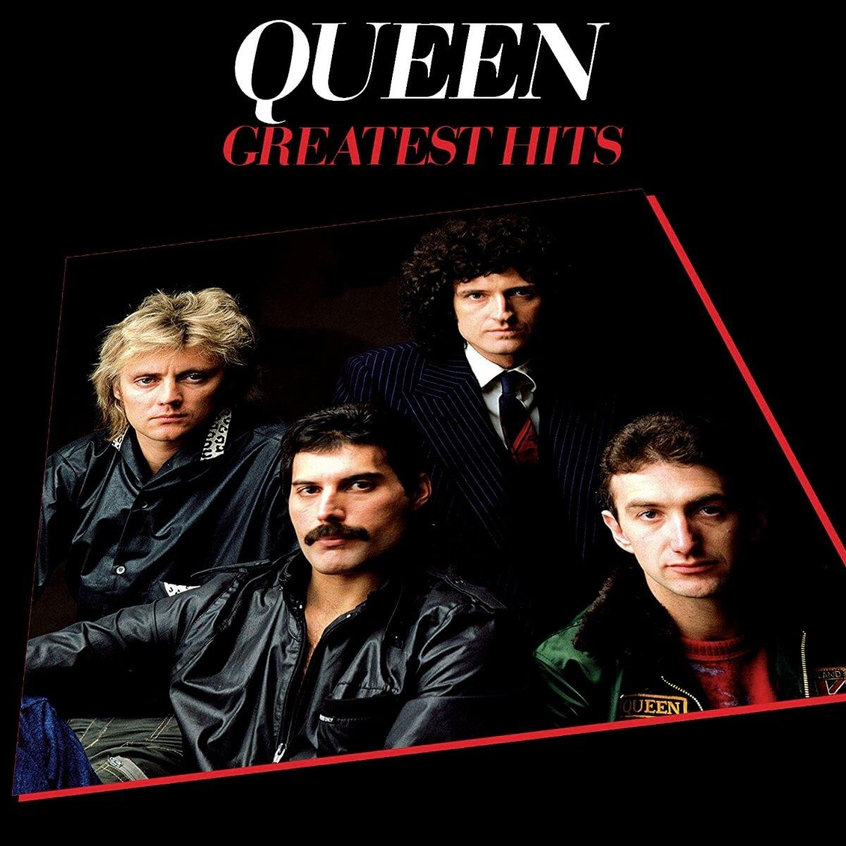 Queen - Greatest Hits|ジャケット画像