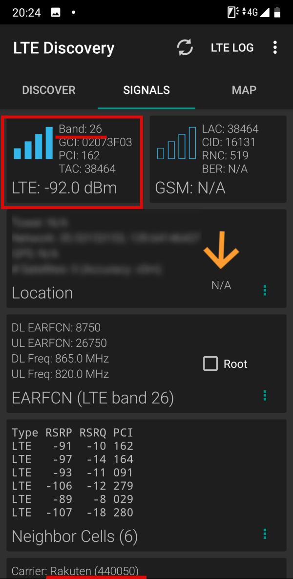 富士通Arrows RX LTE Discovery